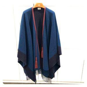 Hermès Poncho/Cape